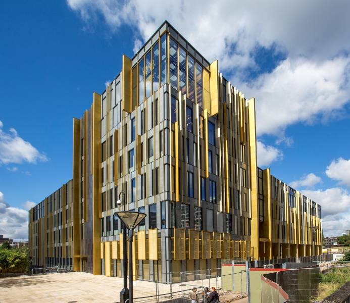 The University of Birmingham Library