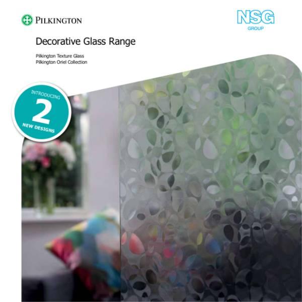 Pilkington Decorative Glass Brochure