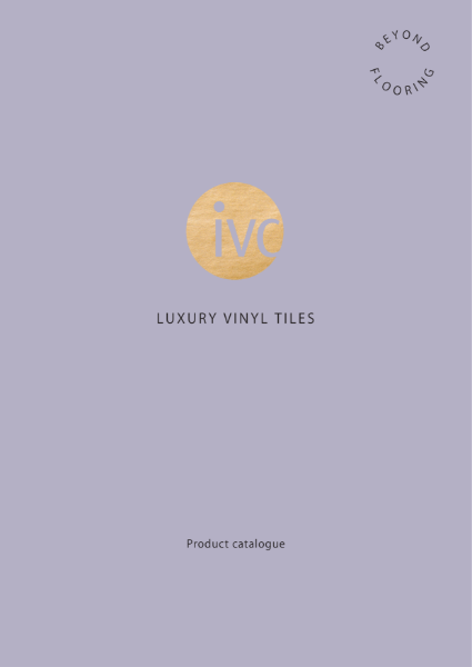 IVC Luxury Vinyl Tile Collection