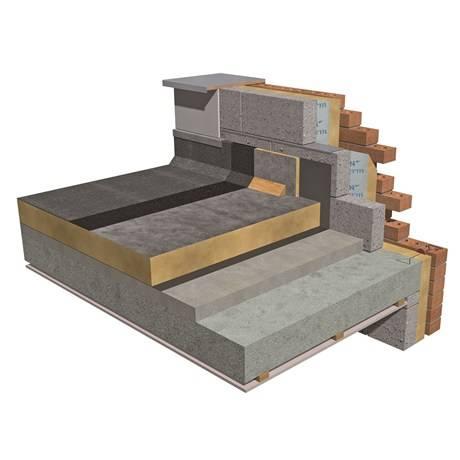 Mannok Therm Roof - MFR-DPFR PIR Insulation