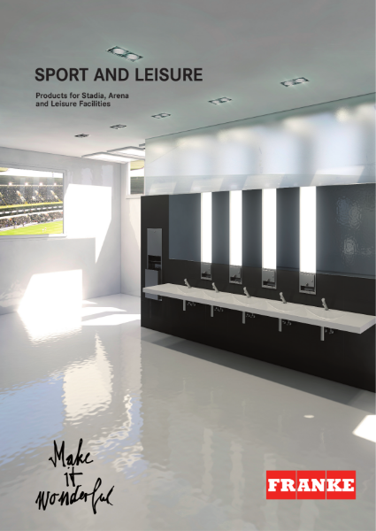 Sport and leisure washrooms