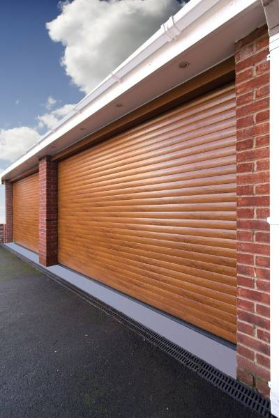 Elite Roller Garage Door