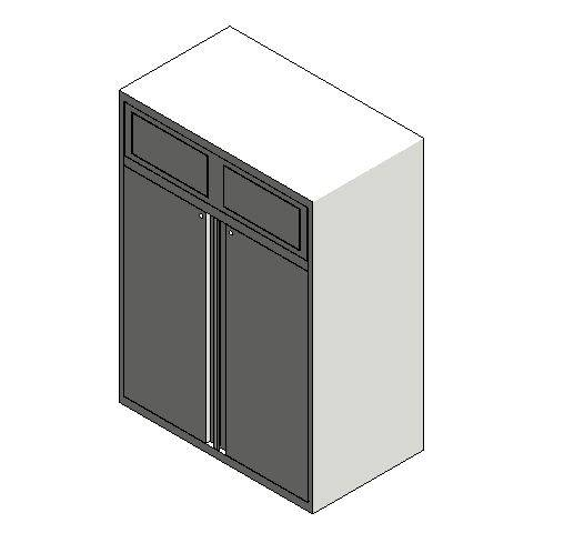 800 Series Recycling Cabinets