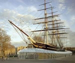 The Cutty Sark, London