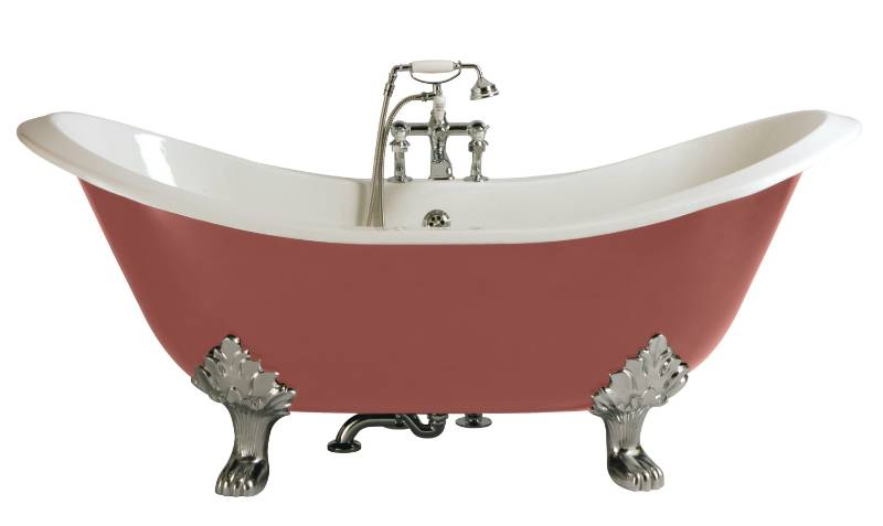 BRT40 - Double ended slipper bath