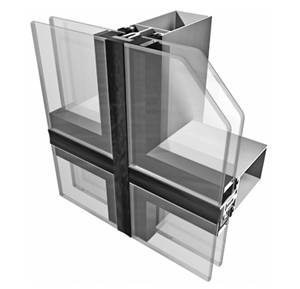 System 17 High Rise SP Curtain Walling