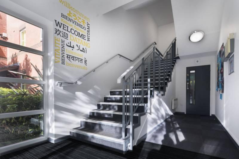 Stair Edgings - Derby University
