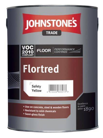 Anti-Slip Flortred