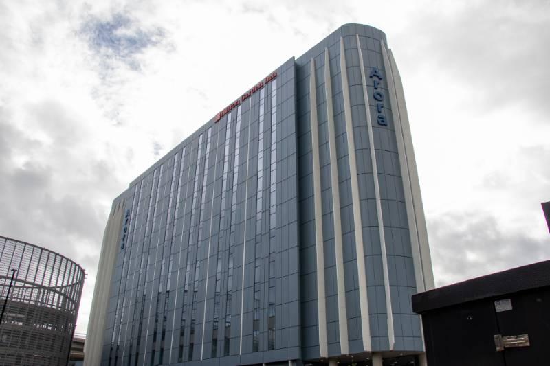 Hilton Garden Inn, London Heathrow T2 Hotel