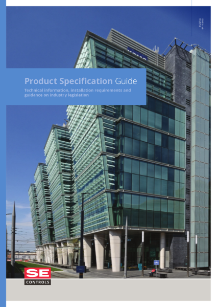 SE Controls Product Specification Guide
