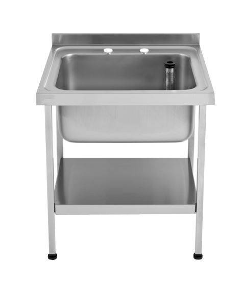 Catering Sink - Midi (No Drainer)