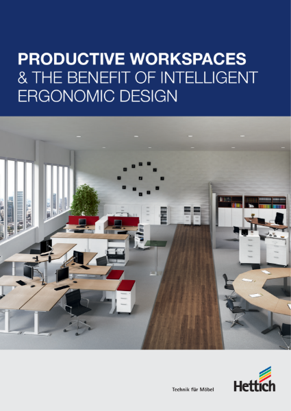 White Paper - Productive Workspaces & The Benefit of Intelligent Ergonomic Design