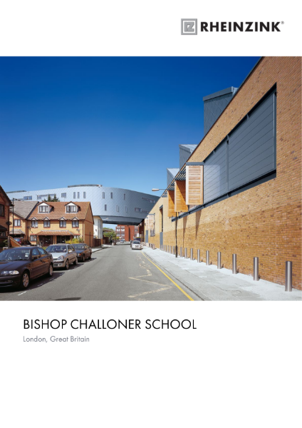 Bishop Challoner School