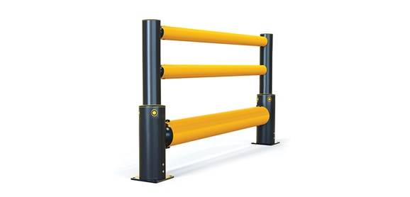 iFlex Single Traffic Barrier+