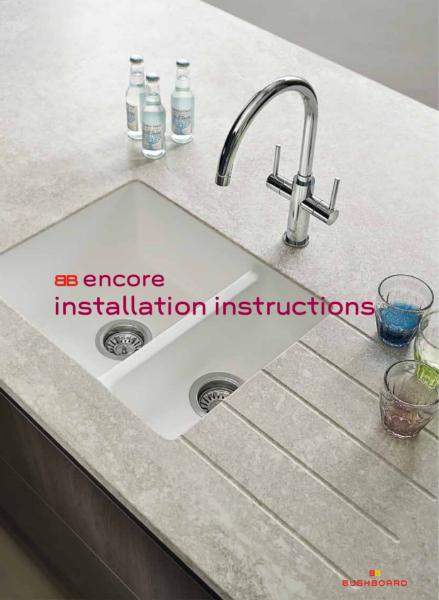 Encore Installation Instructions