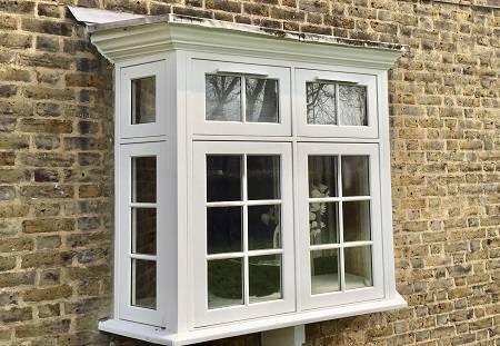 Traditional Flush Casement Timber Windows - Top Hung