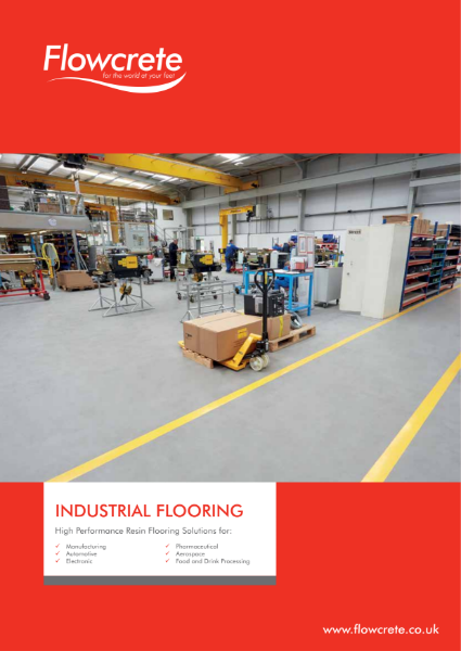 Industrial Resin Flooring