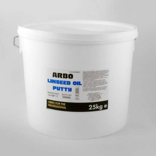 Arbo Linseed Oil Putty