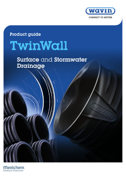 Wavin TwinWall Product Guide