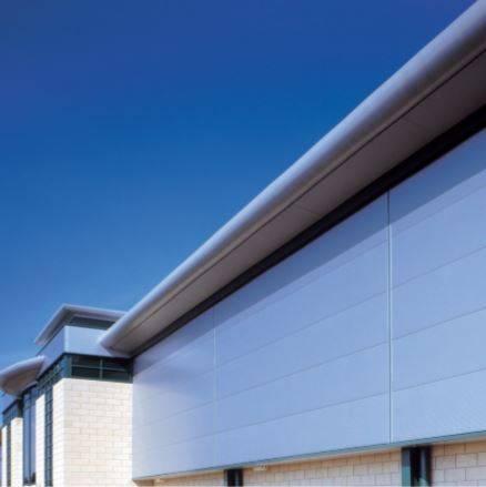 KS600-1000 Longspan Insulated Wall Panel System – QuadCore™