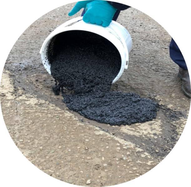 Degafill Pot Hole Repair Kit