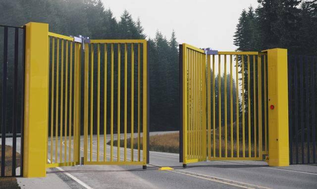 Fortigo Bi-Folding Speed Gate