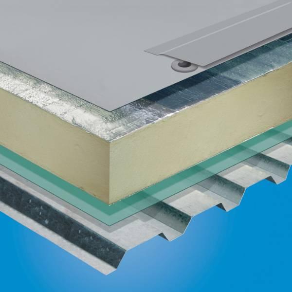 S327-EL Mechanically Fastened Roof System - Sarnavap 500E