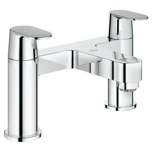 Eurosmart Cosmopolitan Two-Handle Bath Filler 1/2""