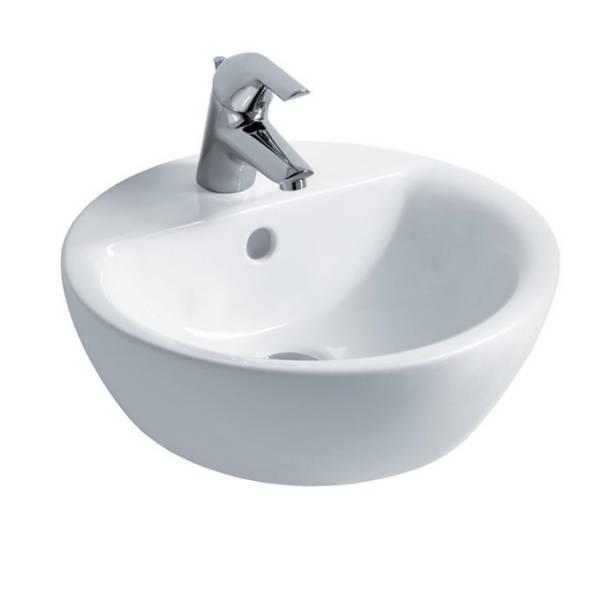 Concept Sphere 43cm Vessel Washbasin