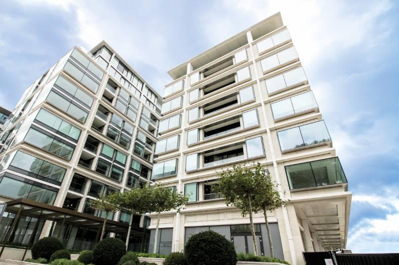 Landmark Place - Perfect Edge Finishing for a Prestigious Residential Development