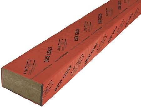 OSCB 120/25 (Open State Cavity Barrier)