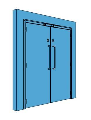 Doorset systems