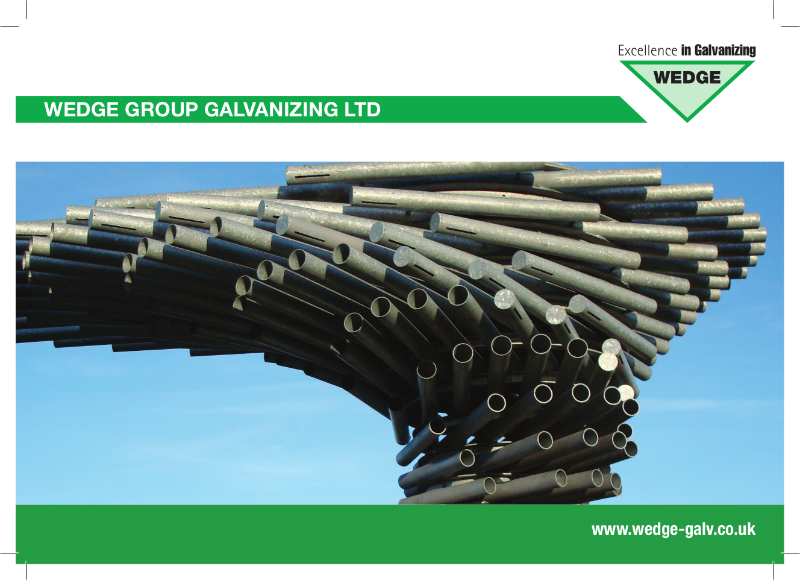 Wedge Group Brochure - Hot Dip Galvanizing