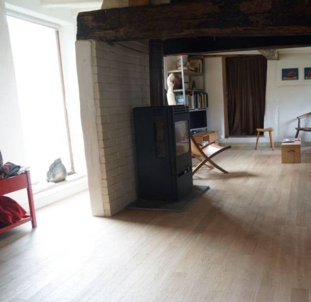 Bare Timber Oiled Oak Engineered Wood Flooring