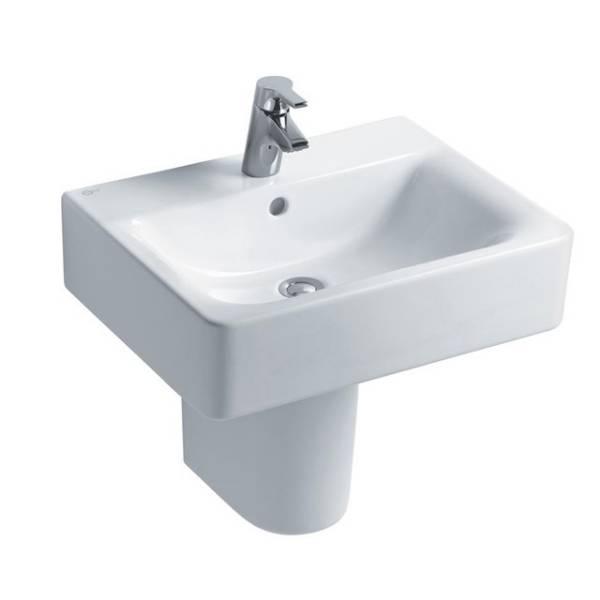 Concept Cube 60 cm Washbasin