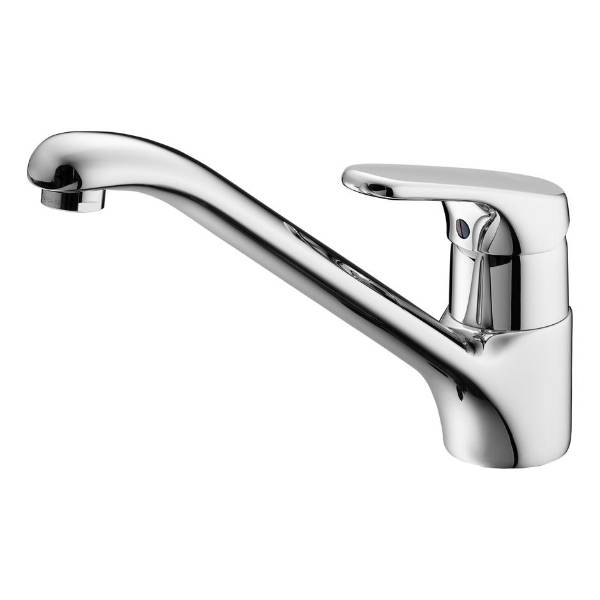 Sandringham SL Single One Hole Sink Mixer Lever