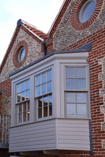 Nautical new build, North Norfolk