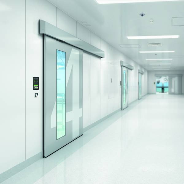 EXCEPTIONAL AIR-TIGHT DOOR AUTOMATION FROM TORMAX