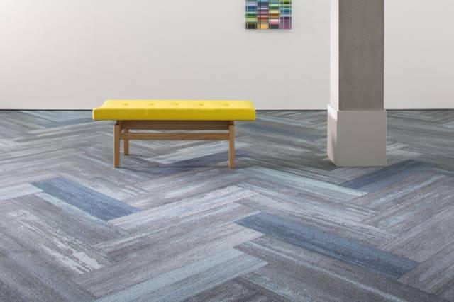 Colour Compositions - Pile carpet tiles