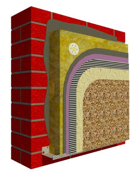 webertherm XM FMR102 External Wall Insulation