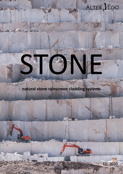 Stone Cladding Brochure - AlterEgo Facades (Stone Cladding Specialists)