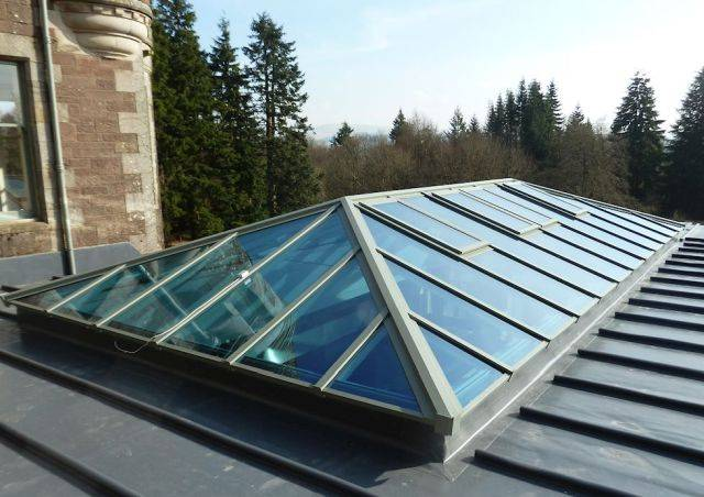SkylineBox Self-Supporting Skylight