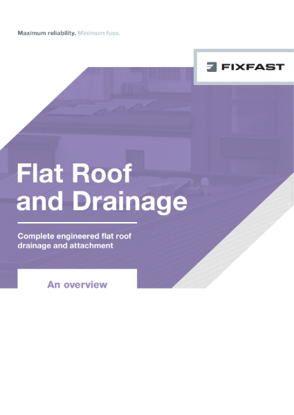 Flat Roof and Drainage Overview