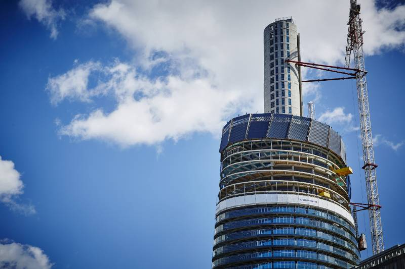 Baltimore Tower, London E14
