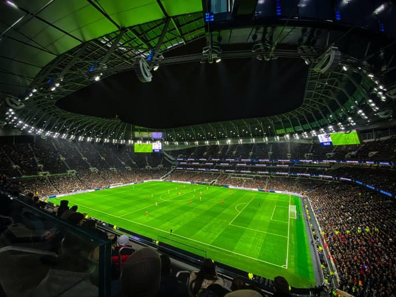 Tottenham Hotspur Stadium Bottle Filling Stations