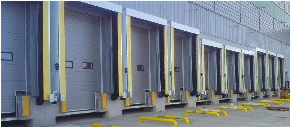Reducing energy use in chilled warehouse