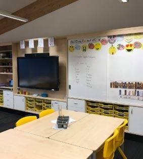 Teaching Wall - Drawer Unit