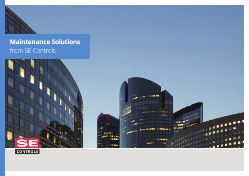SE Controls Maintenance Solutions Brochure