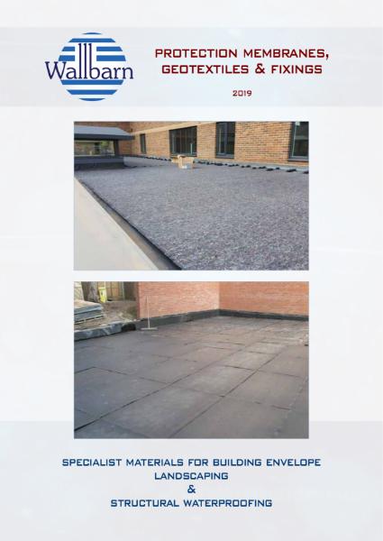 Drainage & Waterproofing Brochure