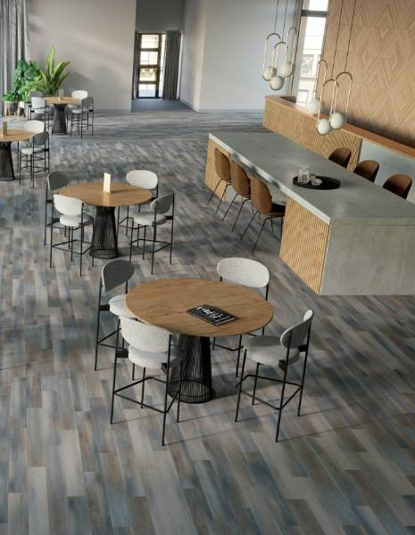 Signature Design Tile (Wood) - PVC Tiles